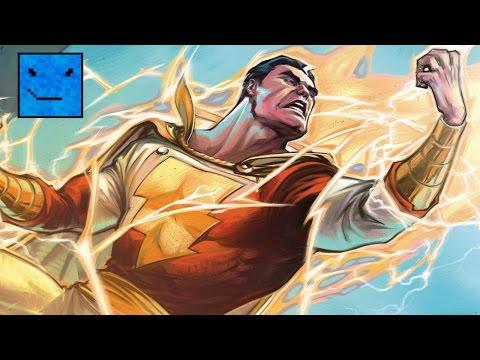 Кто такой ШАЗАМ!/Капитан Марвел? (Infinite Crisis, Injustice, DC Comics)