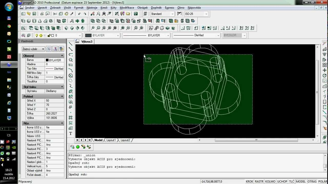 Editing of 3d objects in autodesk mechanical desktop for 3d object editor