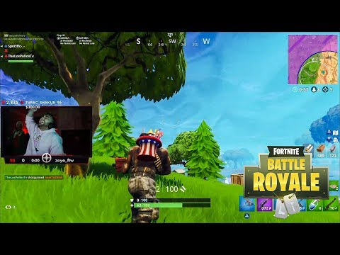 LosPollos Gets Into Intense Fortnite Wager And Shows Why He's Gotten Better thumbnail