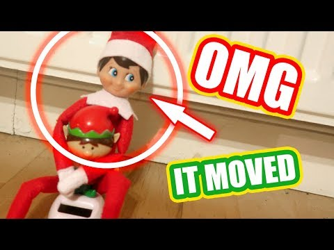 TOP 5 ELF ON THE SHELF VIDEOS 🎄Caught moving on camera OMG!!!🎄Ep 4 Christmas 2018