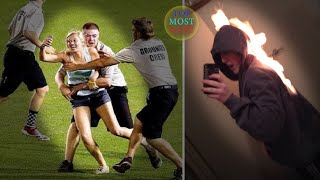 20 Extreme Selfies of Best and Worst Pictures