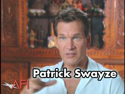 Patrick Swayze Talks About Working With Jennifer Grey On DIRTY DANCING