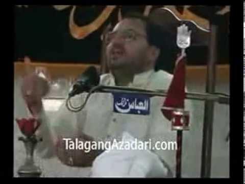 Allama Baqir Naqvi (3rd Ramzan 1436/2015 Talagang)