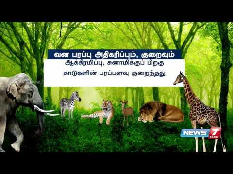 World Wildlife Day celebrated across the globe | News7 Tamil