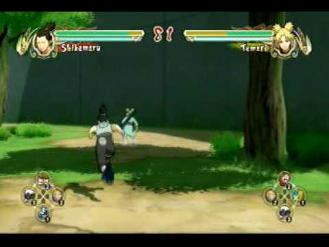 Naruto Ultimate Ninja Storm - 20 - The Chunin Exam Sleeper Pick