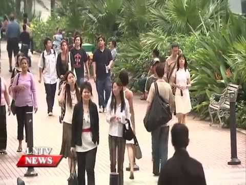 Lao NEWS on LNTV: Laos continues to improve its business environment.30/10/2015