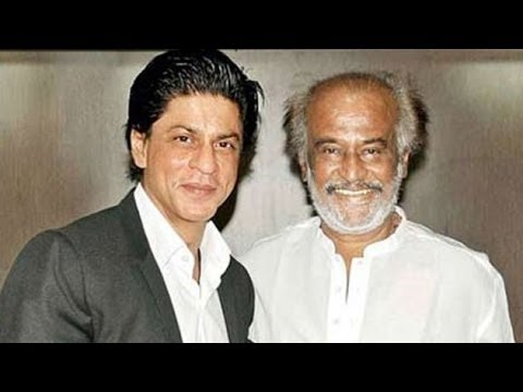 What Has Shahrukh Khan Learnt From Rajnikanth? - BT