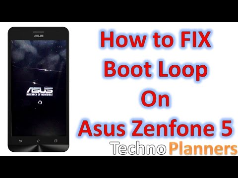 How To Unbrick Asus Zenfone 5 | How To Make & Do Everything!
