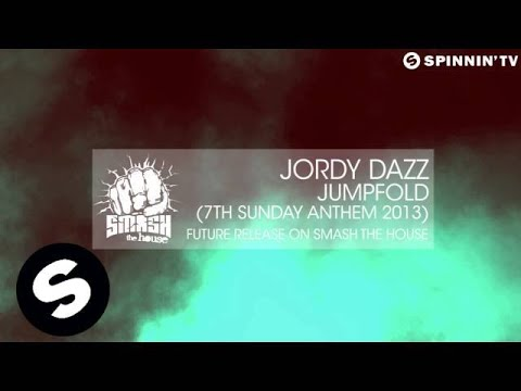 Jordy Dazz - Jumpfold (7th Sunday Anthem 2013) [Available May 20]
