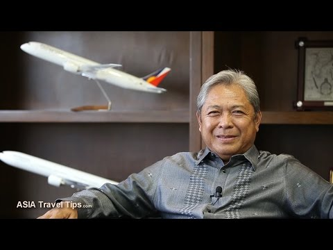 Philippine Airlines Interview with President & COO - HD (Jan 2016)