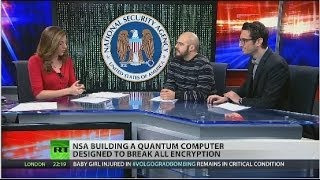 NSA leaks, mail tampering, quantum computing and clemency?  1/4/13
