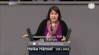 Heike Hansel, Die Linke Haiti Hat Anspruch Auf Unterstutzung