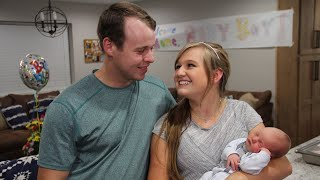Joe and Kendra Duggar Introduce Their Son