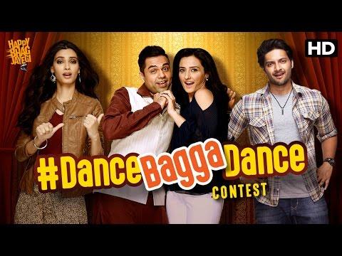 #DanceBaggaDance Featuring Ali, Abhay, Diana & Momal | Happy Bhag Jayegi