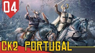 DEUS VULT! Primeira Crusada por Jerusalem! - Crusader Kings 2 Holy Fury #04[Gameplay Português PTBR]