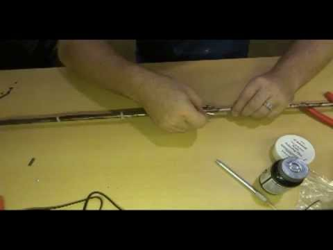 2m Backpack Yagi Antenna - Part 2