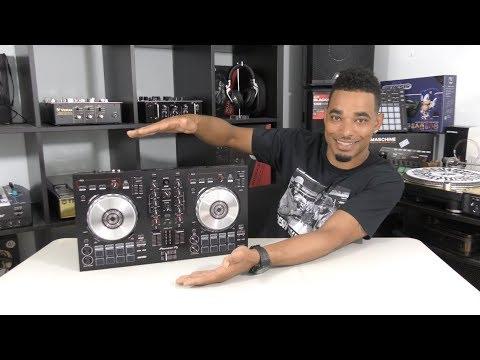 Pioneer DDJ-SB3 Review & DJ Jazzy Jeff Pad Scratch Demo