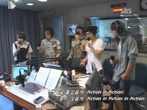 [sbs] 최화정의 파워타임 Live beast - Fiction (110524) video