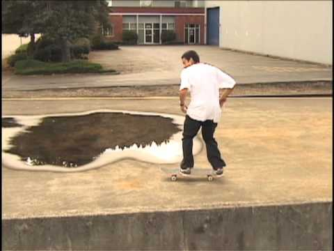 Paul Rodriguez - Switch Fs Flip