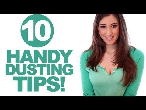 10 Handy Dusting Tips! (Clean My Space)