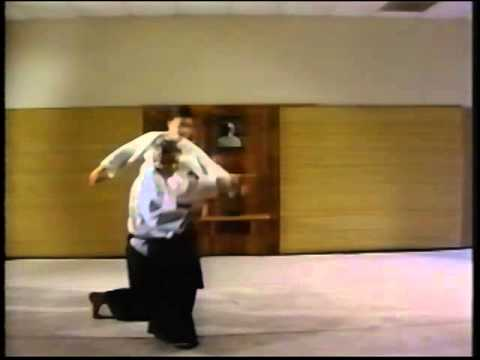Aikido Tanto Dori Mensuki by Jim Graves, 5th Dan Image 1