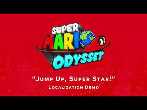 Treehouse Log: Super Mario Odyssey Localization Demo