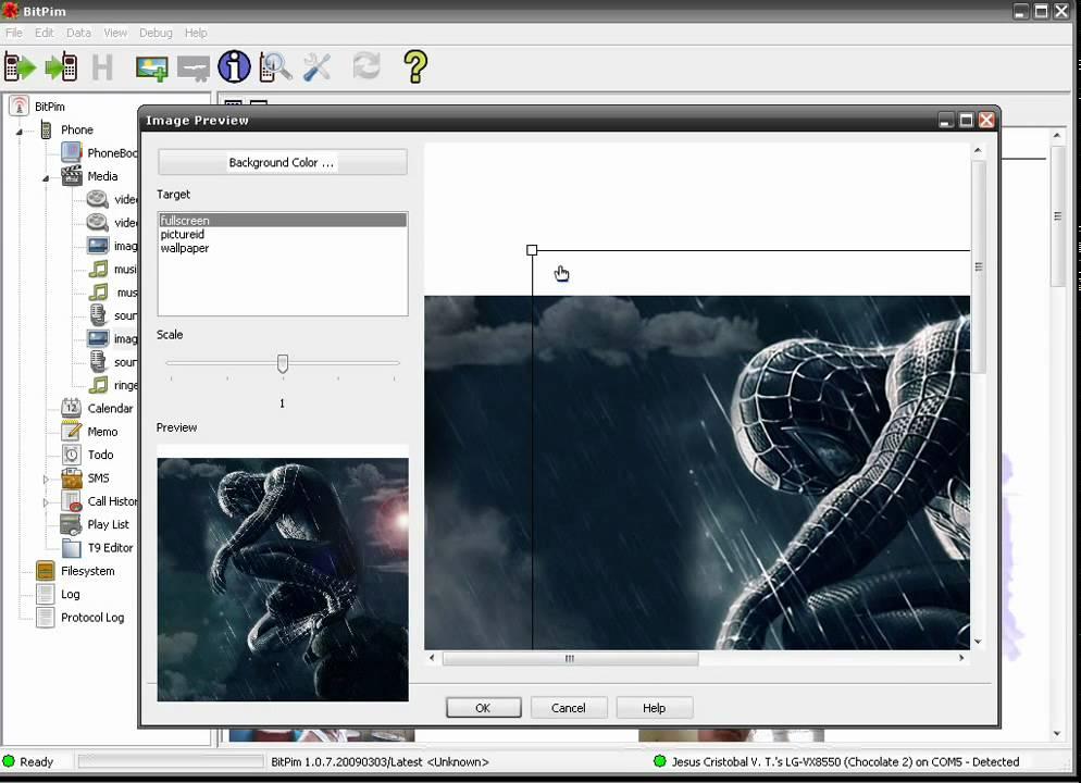 Blackberry Theme Builder 6.0 Descargar