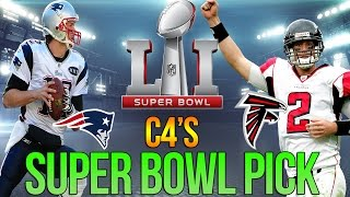 Super Bowl LI Predictions - Atlanta Falcons vs New England Patriots