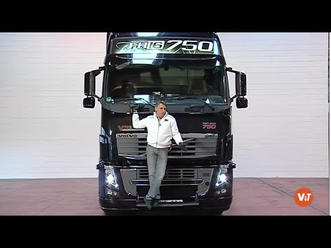 free video etg 2 volvo fh 16 750 on. Black Bedroom Furniture Sets. Home Design Ideas