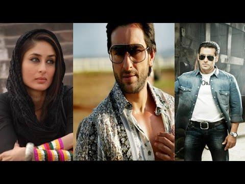 Bollywood News in 1 minute - Salman Khan, Kareena Kapoor Khan, Saif Ali Khan