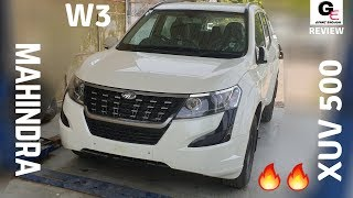 [Exclusive] Mahindra XUV 500 W3 🔥🔥 | base model | 2019 | new model | features | review | specs !!!