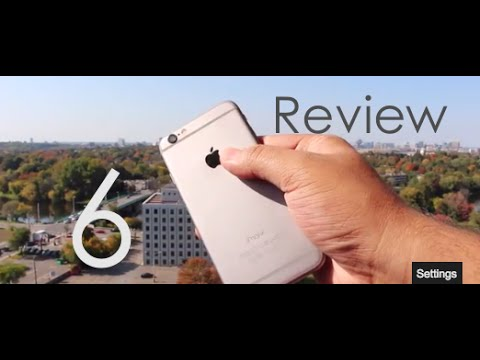 iPhone 6 review (in-depth)