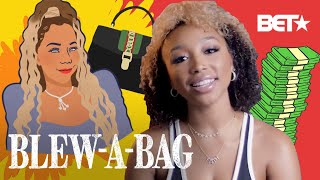 Zonnique Describes How She Blows A Bag, & Her Momma's Too, While Still Remaining Frugal | Blew A Bag