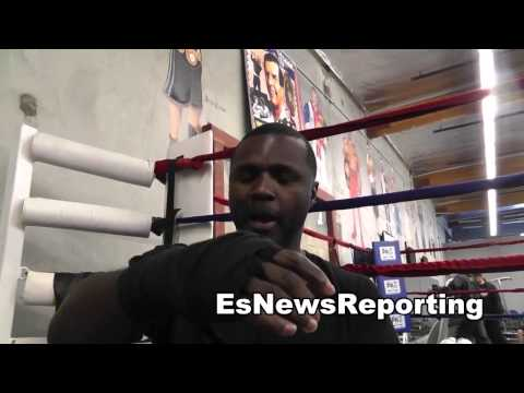 steve forbes on sparring mayweather and pacquiao who is better EsNews Boxing Image 1