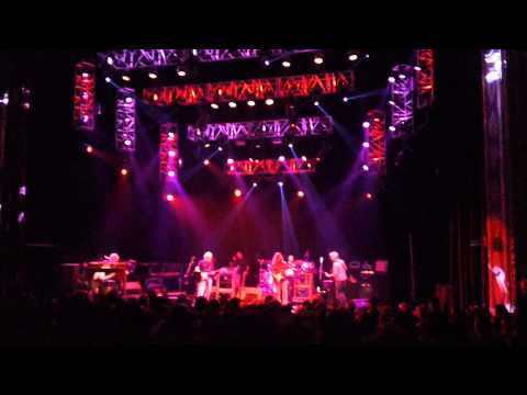 Furthur 4-17-2013 Capitol Theater, Port Chester, NY (Wheel into The Eleven)