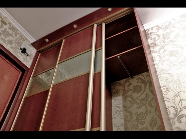 2-х створчатый и 3-х створчатый шкафы купе от (арс-балкон) -.