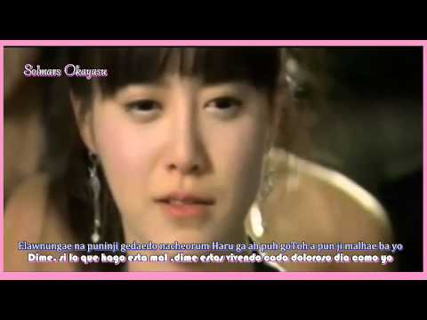Boys Before Flowers Ost What Do I Do   Jisun (sub Español + Romanización ) video