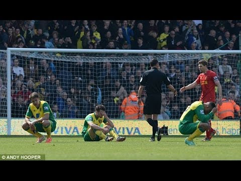Norwich 2-3 Liverpool / Match Day Experience