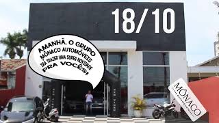 Novidade Grupo Mônaco Automóveis