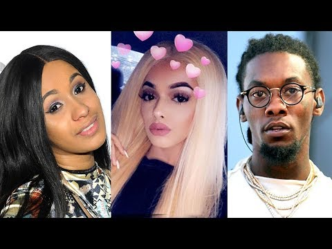 Offset Cheated on Cardi B Again ? Celina Powell says She's Pregnant with Offset Baby