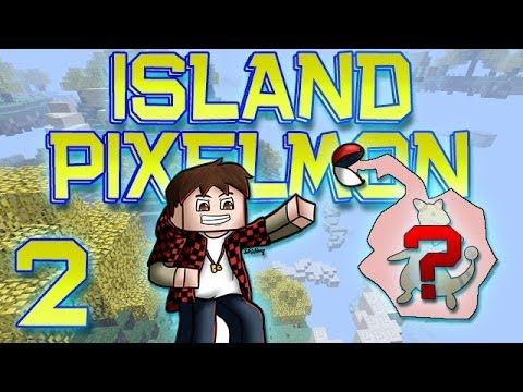 Minecraft: Pixelmon Island Adventure w/Mitch! Ep. 2 - Golden Hammer, I