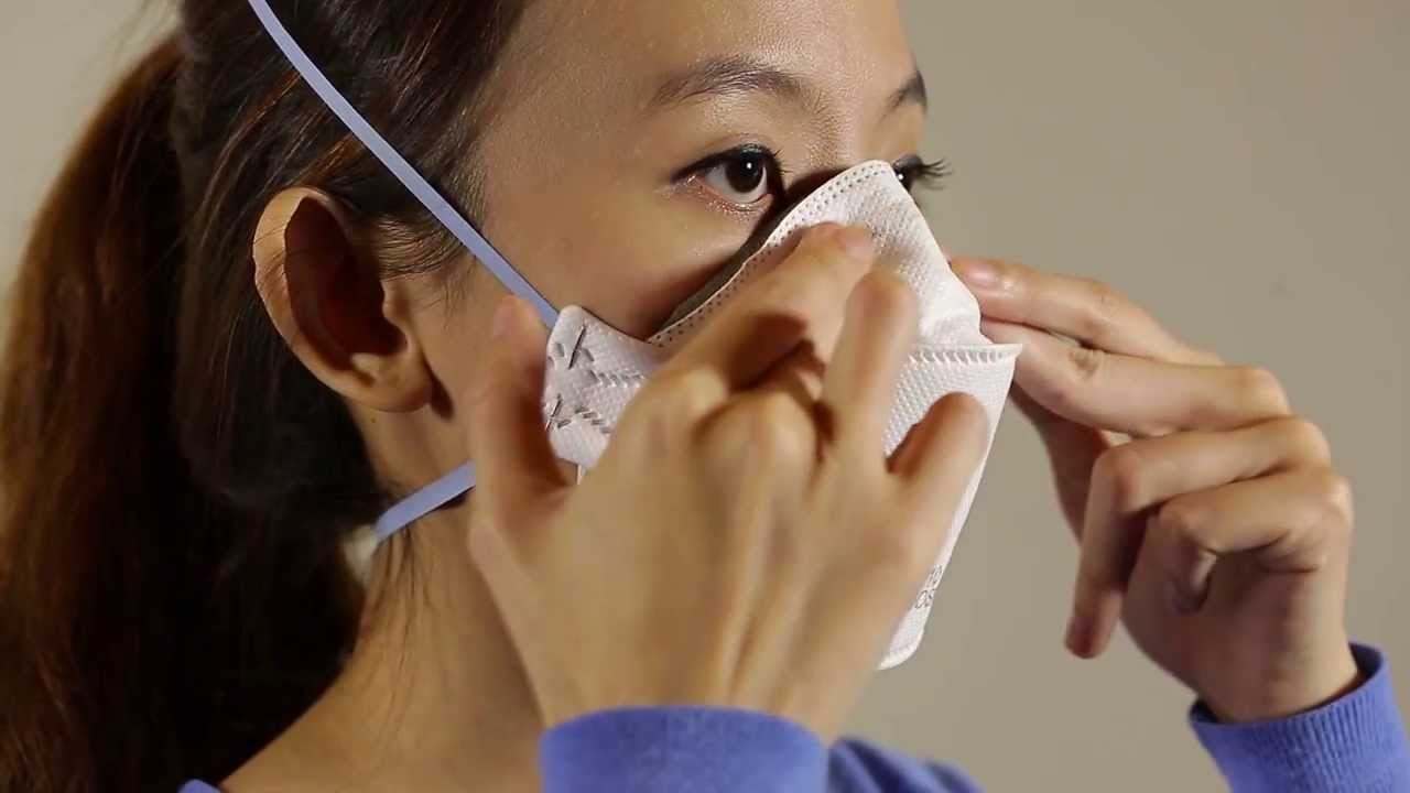 Buy How to face n95 wear mask picture trends