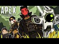 NOW *THIS* IS A GAME! | Apex Legends: Season 3 (w/ H2O Delirious & Anthony Kongphan)