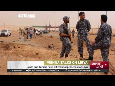 Foreign Ministers gather to discuss boosting Libyan government