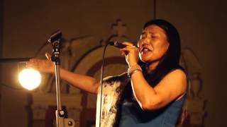 "Urna Chahar - Tugchi Trio ""Haram Gui"" @ Church of Sts Johns, Vilnius, Lithuania 2013"