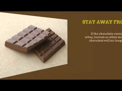 Be Choosy for Your Health How to Choose Dark Chocolate