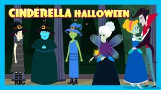 HALLOWEEN 2018 - CINDERELLA || Cinderella In Halloween Mood - Kids Hut Halloween