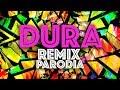 Daddy Yankee - Dura ( REMIX PARODIA ) ft. Bad Bunny, Natti Natasha y Becky G ( Concept video )