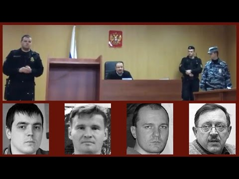 Нацистская печать. Мухин, Соколов, Парфёнов, Барабаш. Суд.