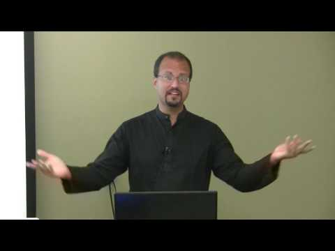 Dr. David deSilva, Cultural World of the New Testament, Lecture 7, Purity and Pollution